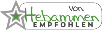 Logo von Hebammen empfohlen