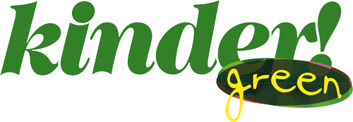 Logo Kinder green